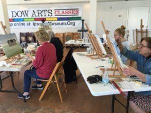 Dow Arts Classes